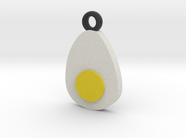 Eggy in Full Color Sandstone