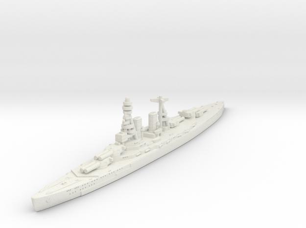 1/2400 IJN Kii BB in White Natural Versatile Plastic