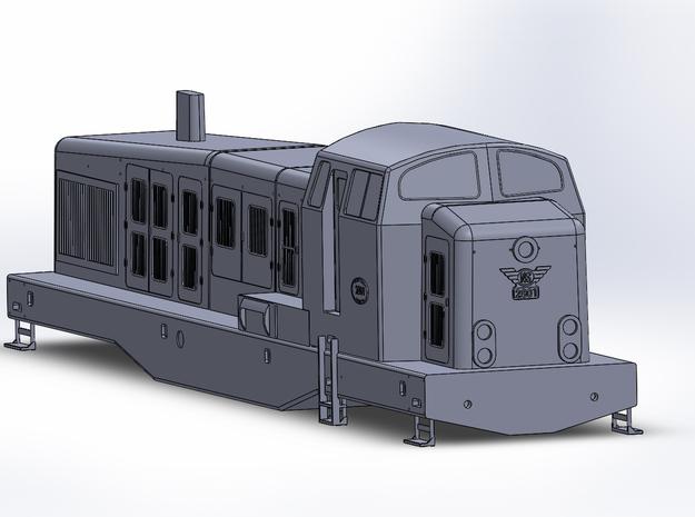 NS2800 Schaal ? 3d printed