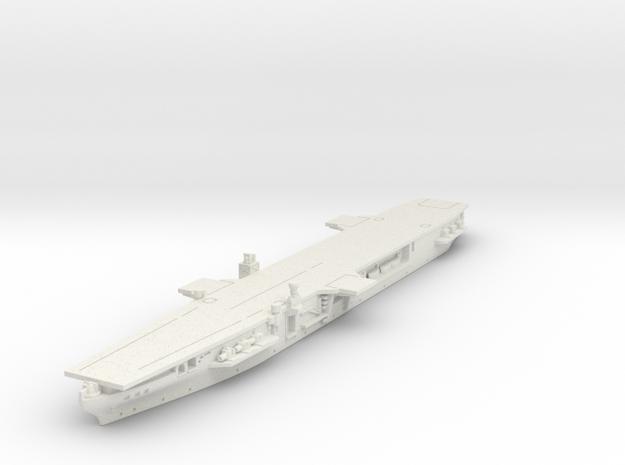 1/2400 CVA-58 USS United States in White Natural Versatile Plastic