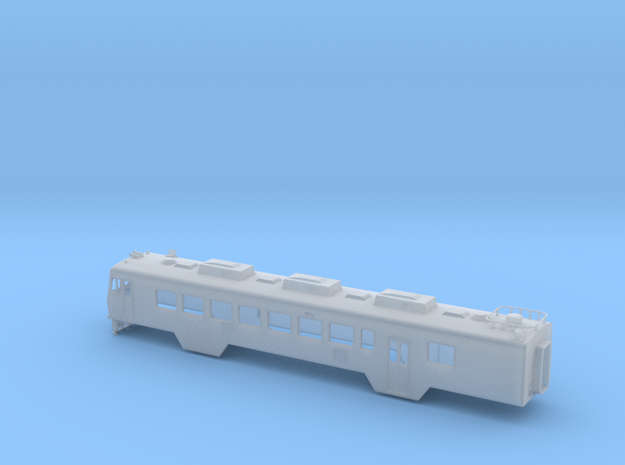 Korail Refurbished Diesel Car Motor Cab Car in Frosted Extreme Detail