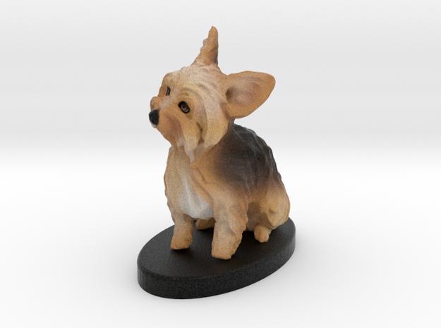 Custom Dog Figurine - Callie