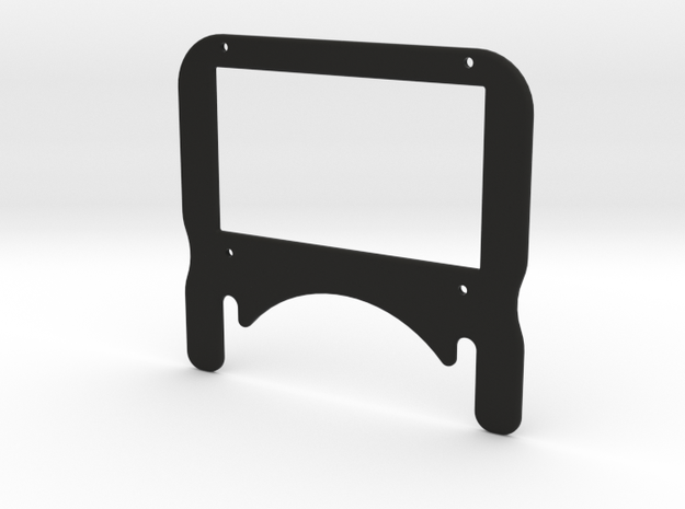 Samsung S4 - Mounting Plate - OpenSimWheel in Black Strong & Flexible