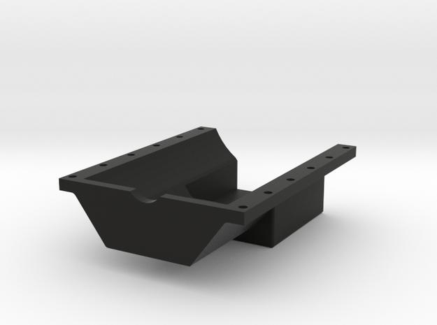 Ford V8 1-10 Oil Pan for Engine in Black Natural Versatile Plastic