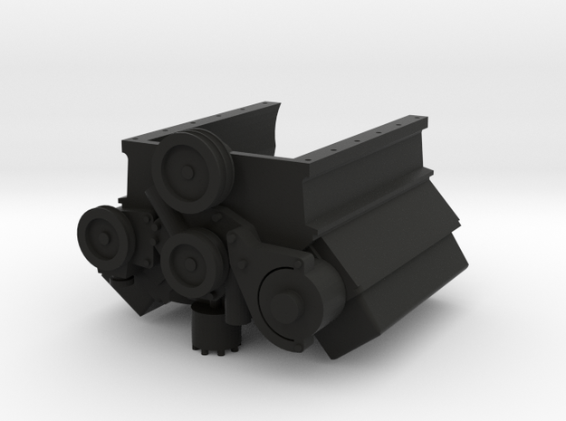 Ford V8 1-10 Long Block Engine