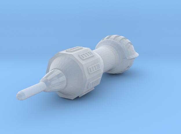 Alien Pursuit Ship 48mm 3d printed