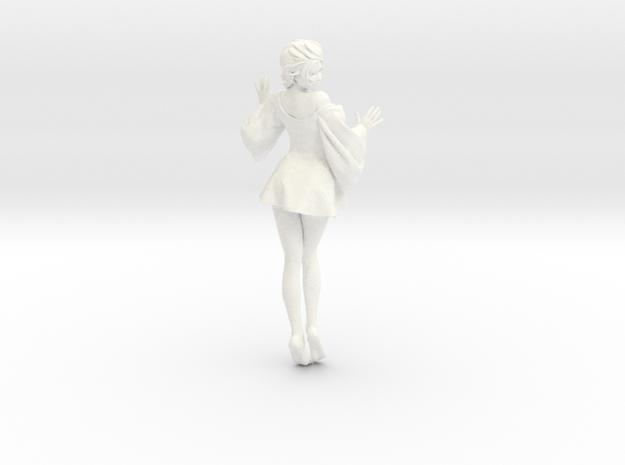 Skirt Girl-001 scale 1/10