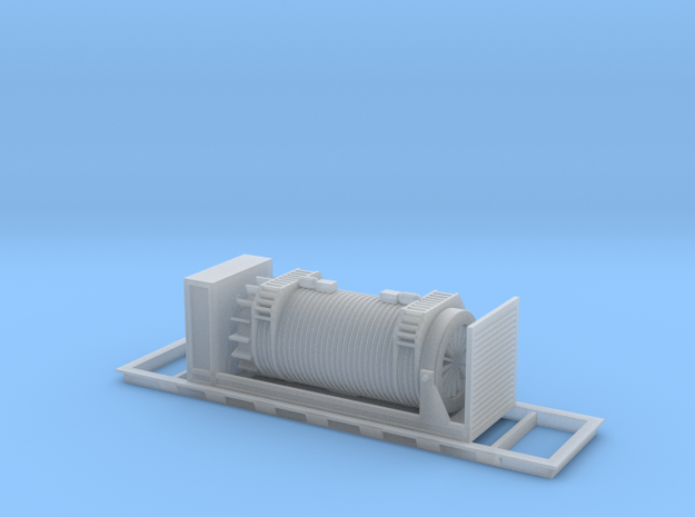 Nuclear Shipping Cask - Zscale