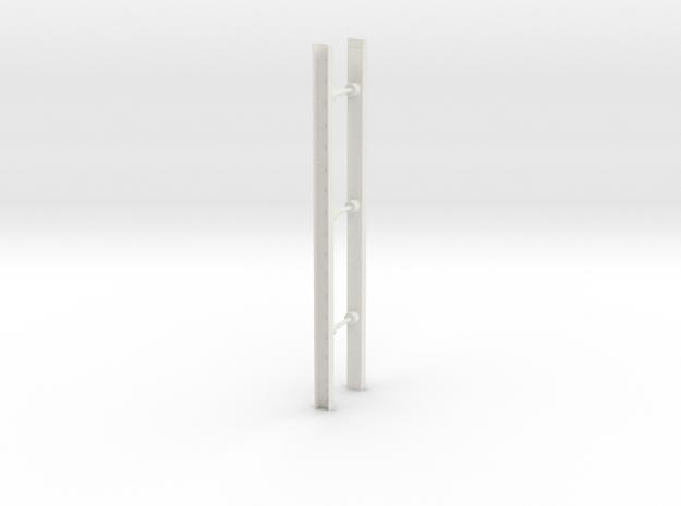 Achterwand Nieuw 2 in White Strong & Flexible