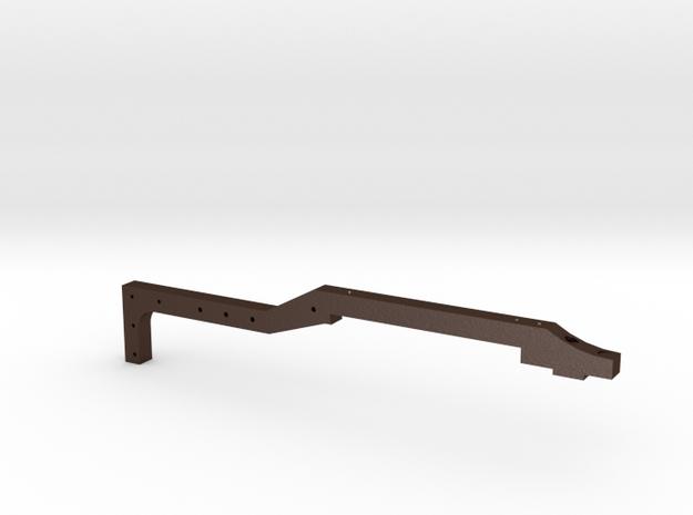 Front Frame Ext. REV .625 Plus 1% in Matte Bronze Steel