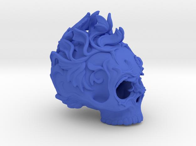 Skull01 Ornamental01