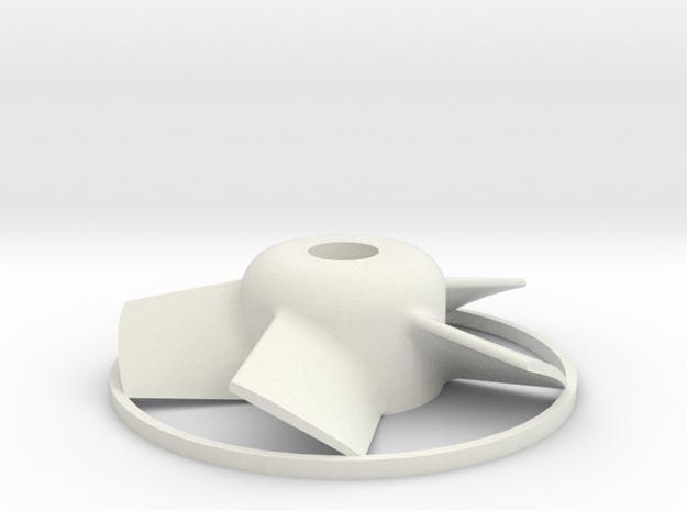 5 Blade EDF26.5 in White Strong & Flexible