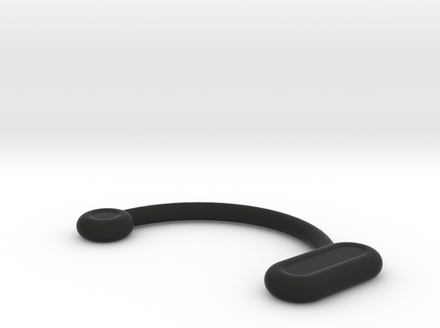 Nose Insert 1.2 in Black Strong & Flexible