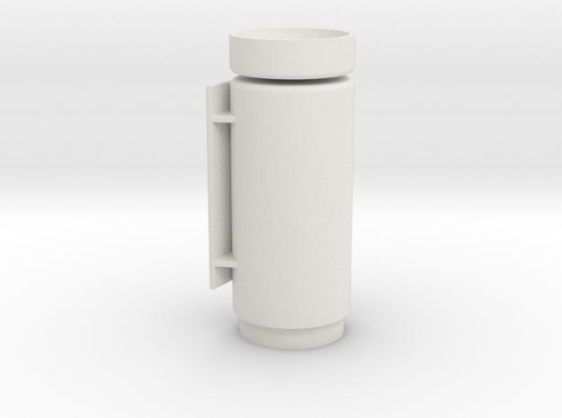 Motorcover2foot_2_nosham in White Natural Versatile Plastic