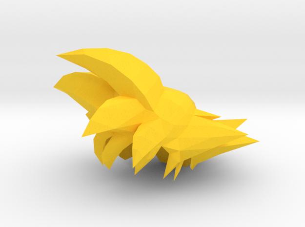 Custom Goku Inspired Lego