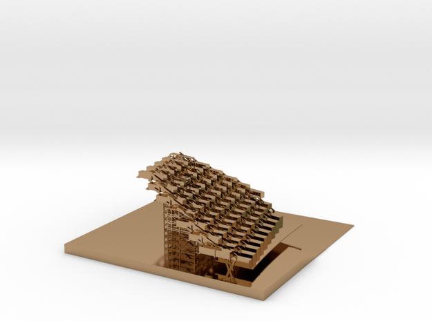 Homeless Shelter 3d printed