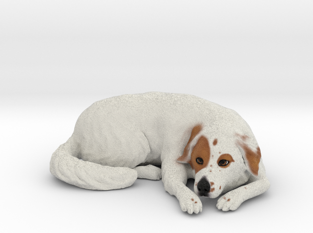Custom Dog Figurine - Maybe