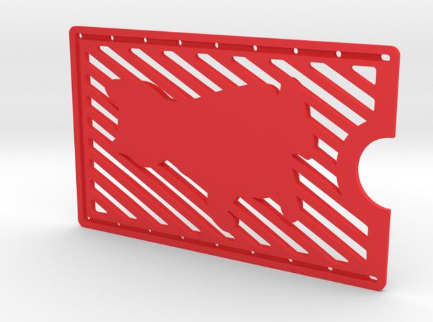 Card Wallet - Cat 3d printed