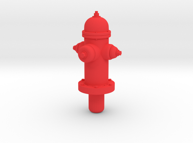 Fire Hydrant - 'G' Scale 22.5:1