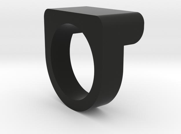 Emitter Shroud ROTJ 0.45 Scale in Black Natural Versatile Plastic