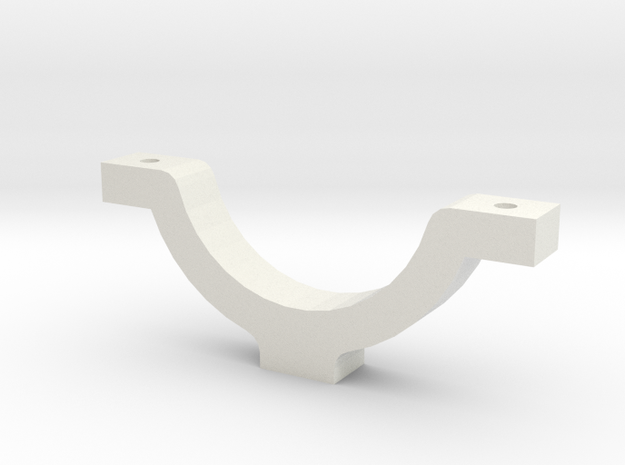Can Stein Clamp2 in White Strong & Flexible