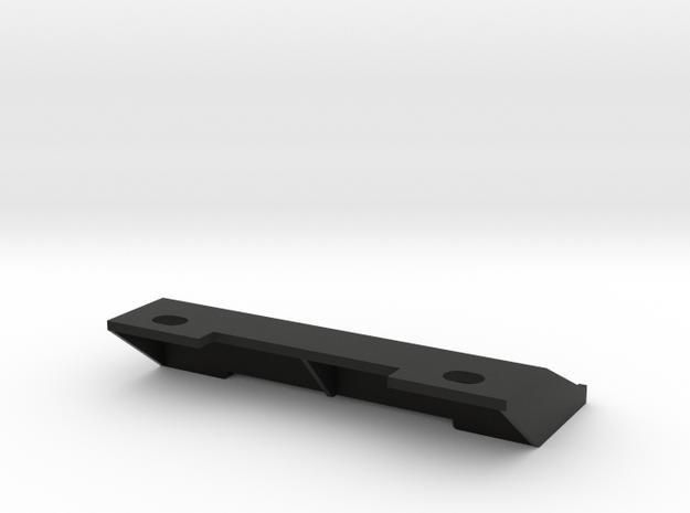 Jaguar Domelight mount in Black Strong & Flexible