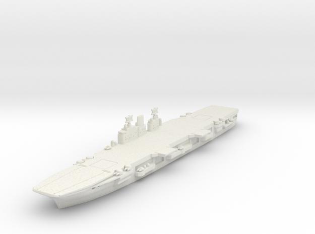 1/2400 HMS Malta CV in White Natural Versatile Plastic