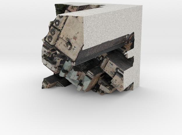 ibldi | LAT:40.78989968531352 LNG:-73.954467773437 in Full Color Sandstone