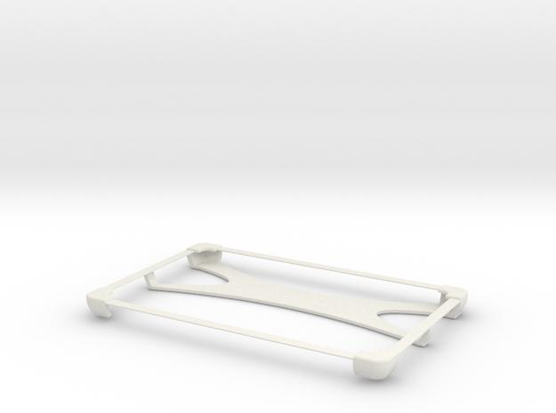 SurfaceProCaseFinal in White Natural Versatile Plastic
