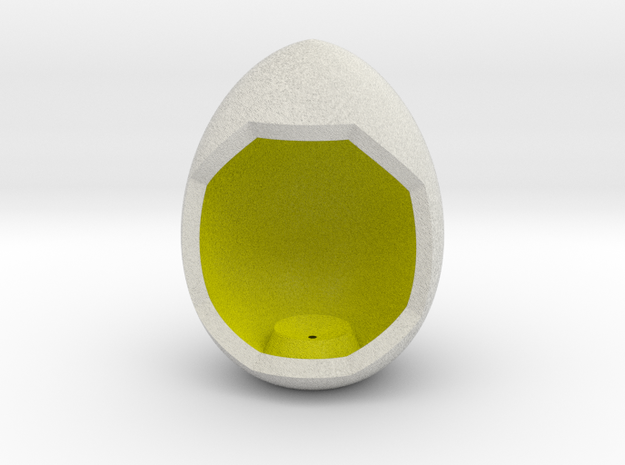 LuminOrb 1.7 - Egg Stand in Full Color Sandstone