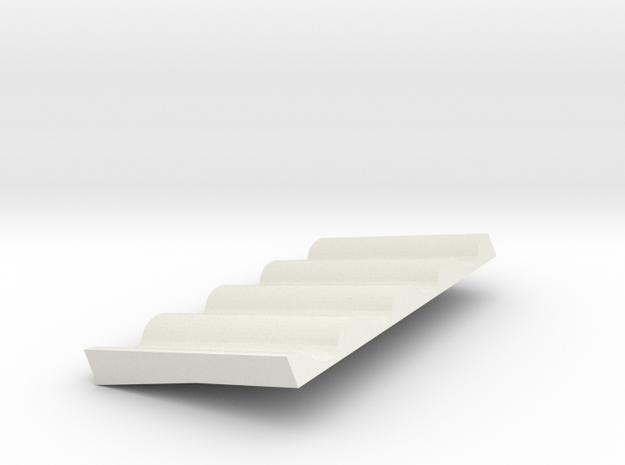 Base Sm20 Top in White Natural Versatile Plastic