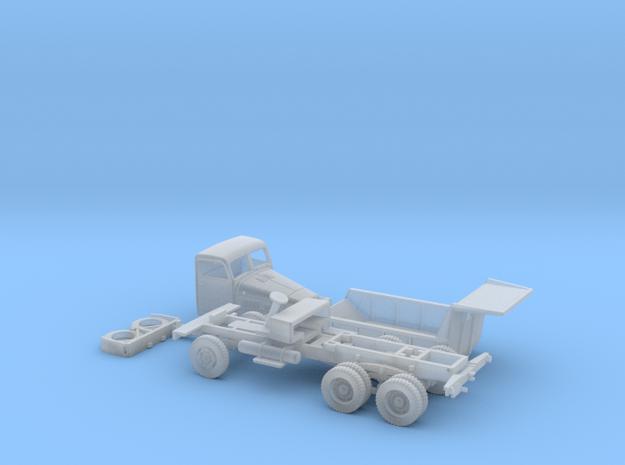 LKW IFA G5k Muldenkipper Spur N 1:160 3d printed