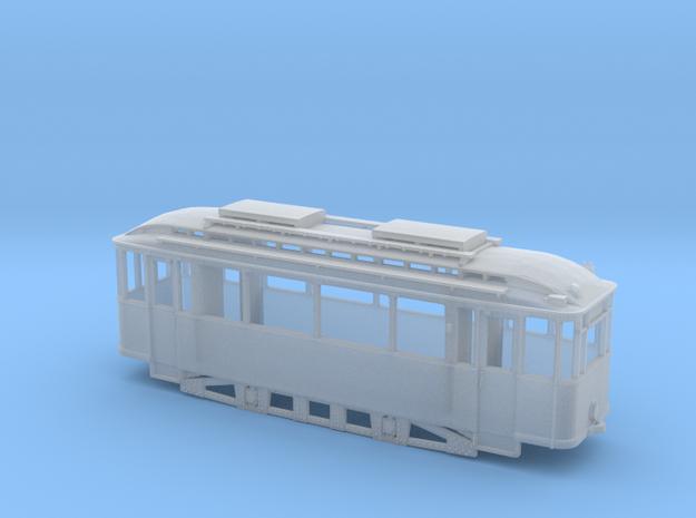 Tram Leipzig Typ 22c Pullmanwagen (1:120) TT 3d printed
