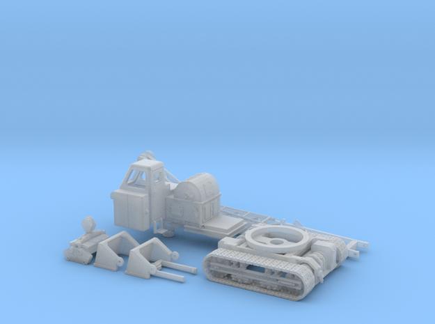 Bekohlungskran Spur TT (1:120) 3d printed