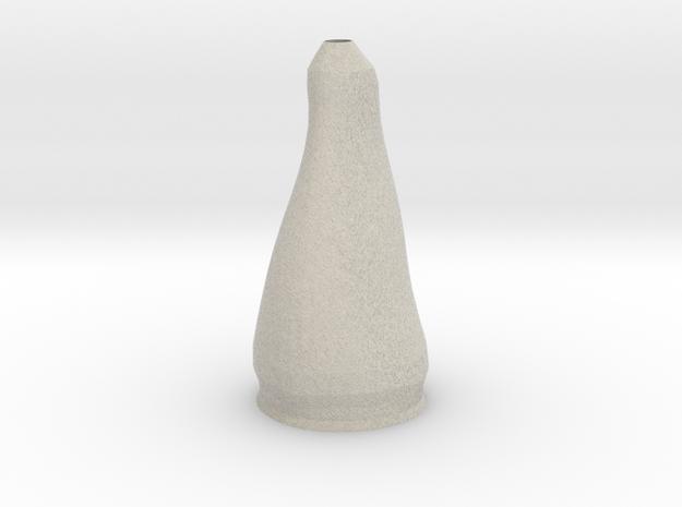Vase in Natural Sandstone