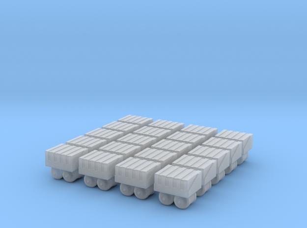 1/87 Bk/U/001 in Smoothest Fine Detail Plastic