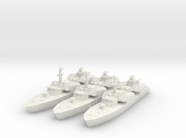 1/700 OSA-1 Missile boat