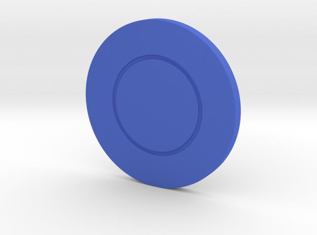 Personalized Monochrome Poker Chip