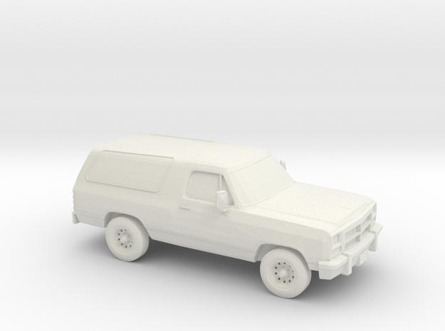 1/64 1991-93 Dodge Ramcharger