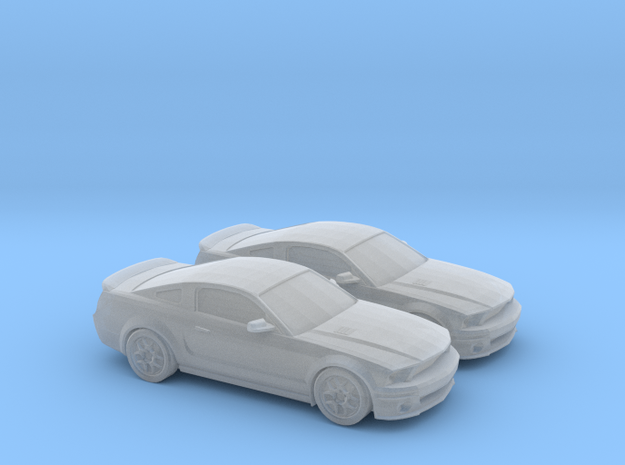 1/160 2X 2006-10 Ford Mustang Shelby