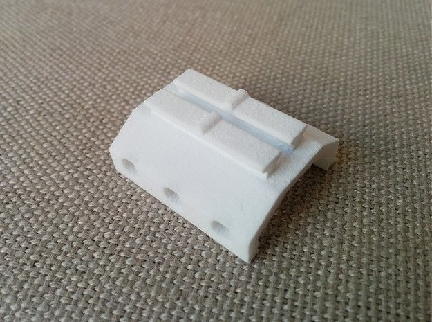 Contour Action Cam Picatinny Mount Adapter