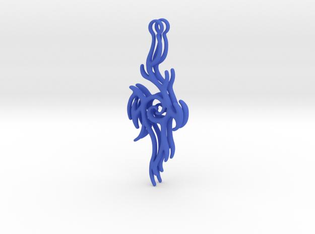 Abstract Hanger Earrings #2