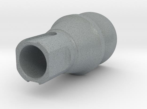 BPDBONHNP X6 in Polished Metallic Plastic