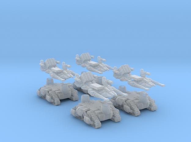 MOD S  Mini Drone Weapon Platform Squad Of 4