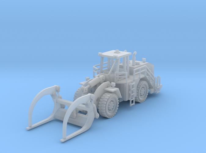 Cat 988H Wheeled Log loader z scale