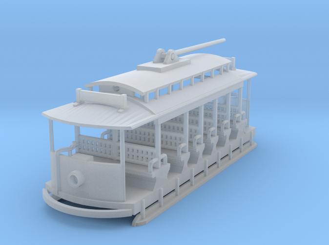 Sintra Tram Car N scale