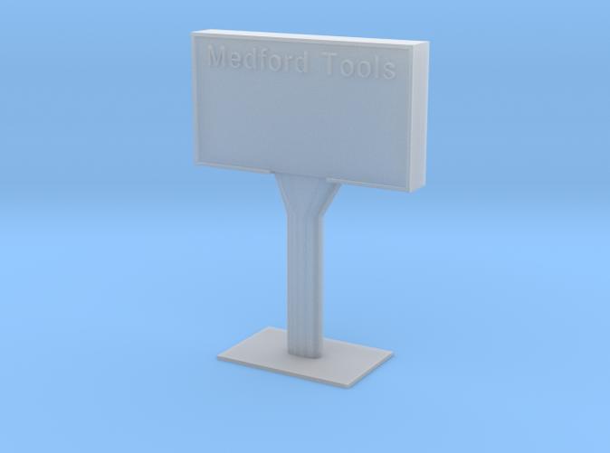 Medford Tools Roadside Sign Z scale