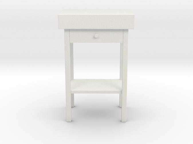 Miniature HEMNES Nightstand IKEA 3GYVHE8EG by Sensaiku