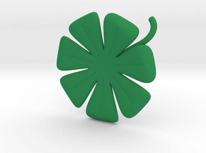 A healthy color for your clover
