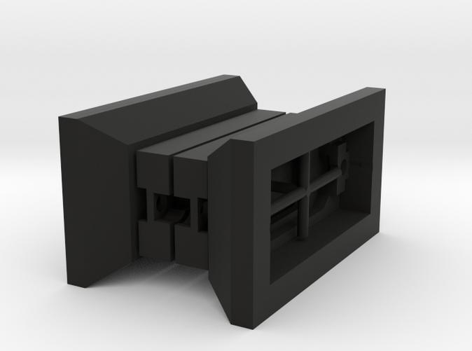 3D print assembly depiction